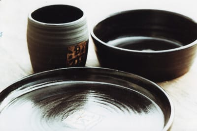 Tableware by Akiko's Pottery seen at Octavia, San Francisco - Octavia Ramekin
