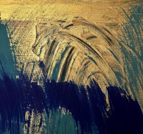 Paintings by Sophie Mangelsen seen at Creator's Studio, Berlin - CONTEMPORARY TWENTIES