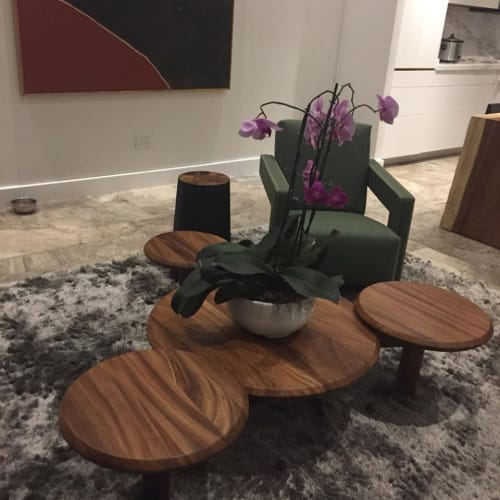 Tables by Labrica seen at Private Residence, Guatemala City - Coffee Table