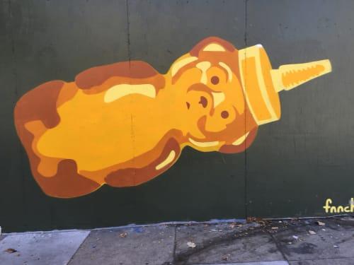 fnnch - Murals and Art