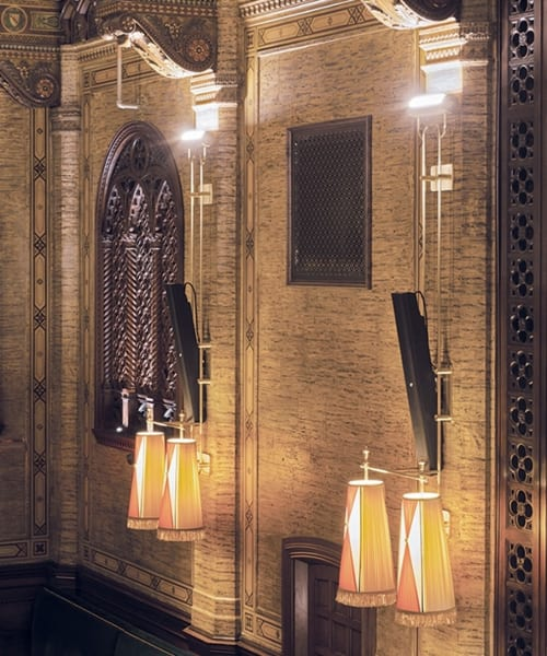 Sconces by ILEX Architectural Lighting seen at The Campbell, New York - Wall Sconces