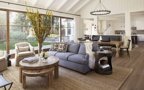 Arcanum Architecture - Furniture and Wall Treatments