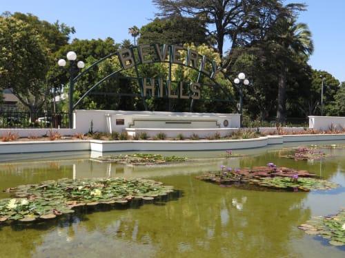 Beverly Gardens Park, Urban Canvases, Interior Design