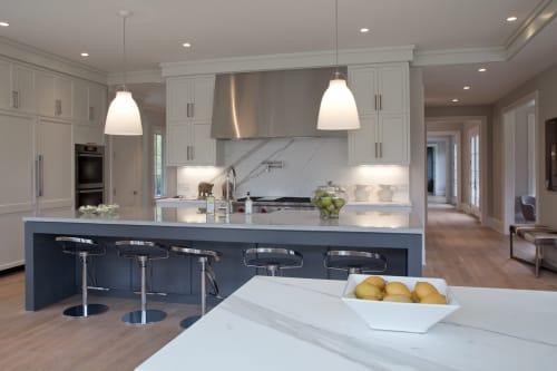 Vicente-Burin Architects - Interior Design and Renovation
