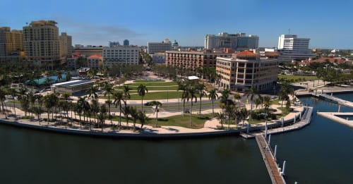 City of West Palm Beach, Urban Canvases, Interior Design