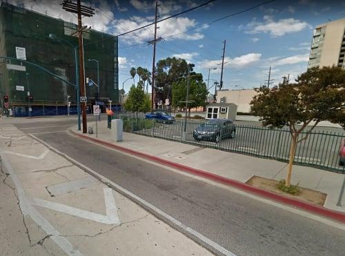 Chandler Blvd & Tujunga Ave, North Hollywood, Urban Canvases, Interior Design