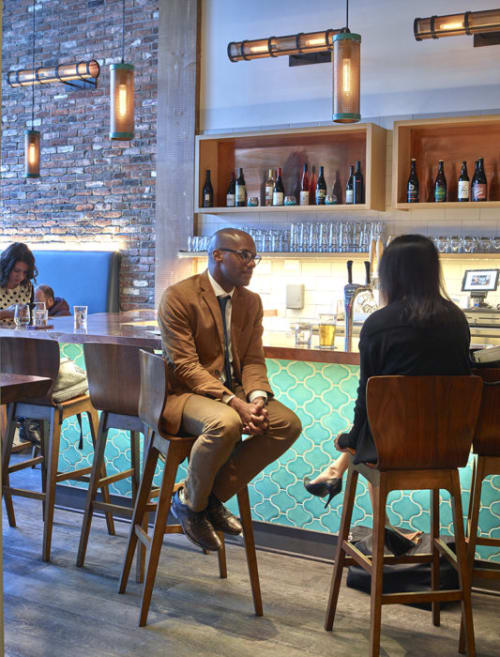 Soma Eats, Restaurants, Interior Design