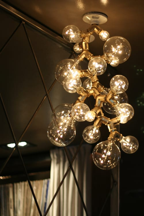 Pendants by Mister Important Design at Chambers, San Francisco - Pendant Light Fixture