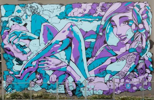 Sofles - Street Murals and Public Art