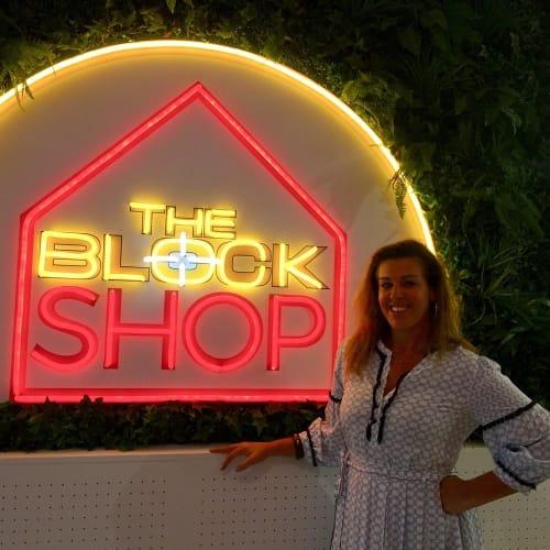 Lighting by Carla O'Brien seen at The Block Shop Pop Up, Saint Kilda - The Block Shop