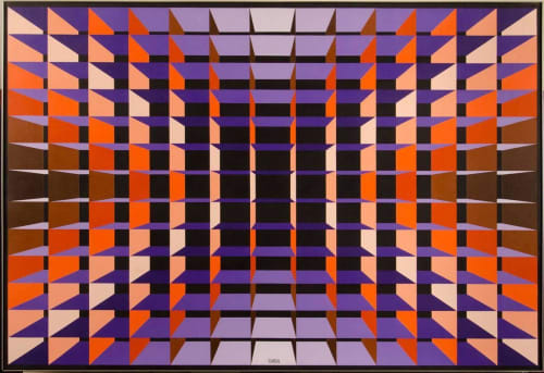 Jean-Pierre Vasarely (Yvaral) - Art