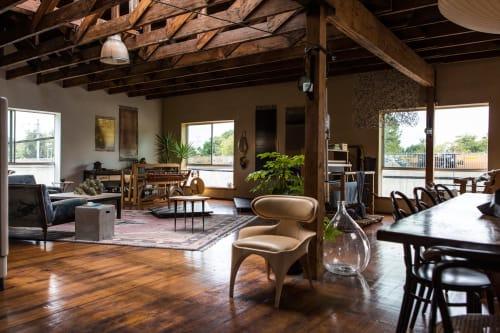 Dougall Paulson Studio, Studios, Interior Design