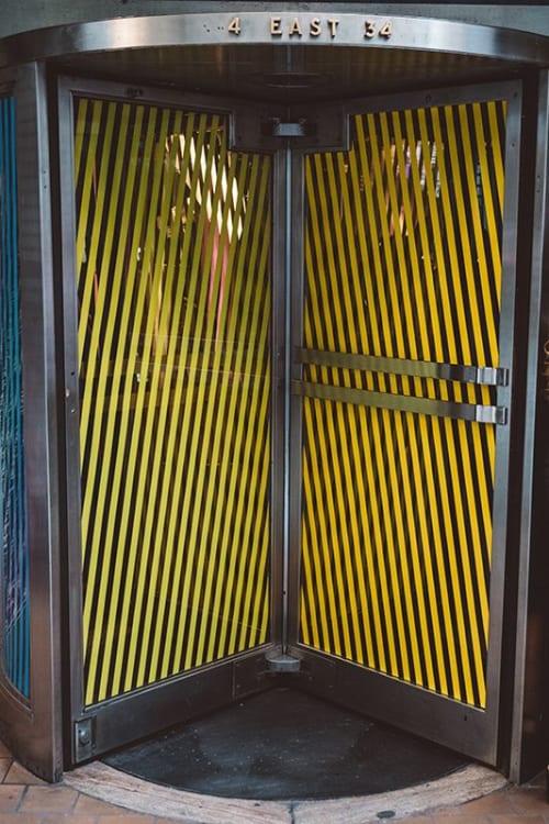 Wall Treatments by Nadia Odlum seen at VR World NYC, New York - Artwork