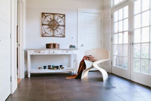 Chairs by Eny Lee Parker seen at Private Residence, Savannah - Wood Bent Chair