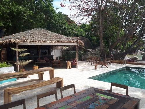 Du Du Bao Lounge, Restaurants, Interior Design