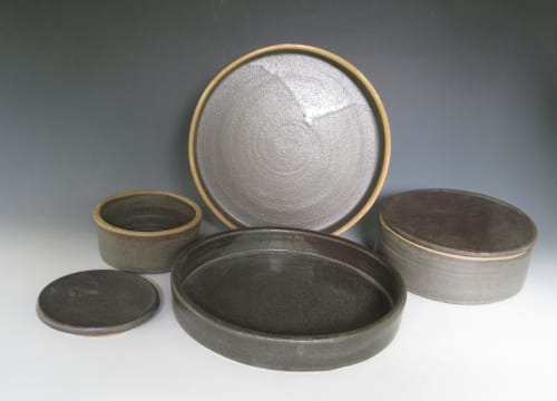 Jane Herold Pottery - Plates & Platters and Tableware