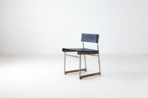 Chairs by Token at Momofuku Ko, New York - Diego Chair