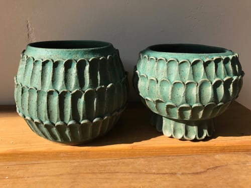 AG Ceramics - Lamps and Vases & Vessels