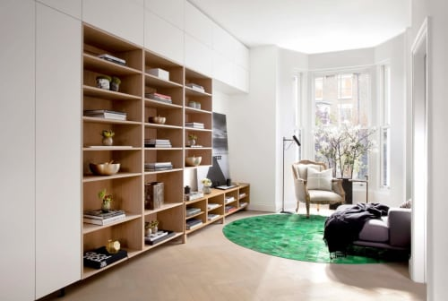 Interior Design by Casa Botelho seen at London Fields Home, London - Interior Design