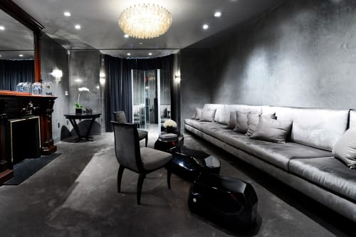 Benches & Ottomans by Arik Levy seen at Lanvin Men, New York, New York - Meteor