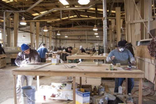 Valiant Manufacturing, Stores, Interior Design