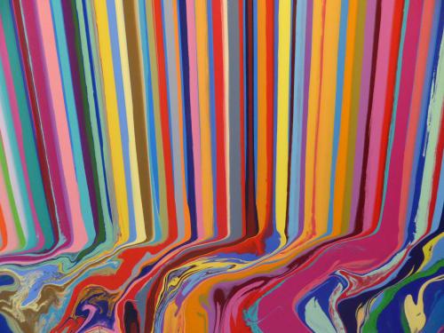 Ian Davenport - Art