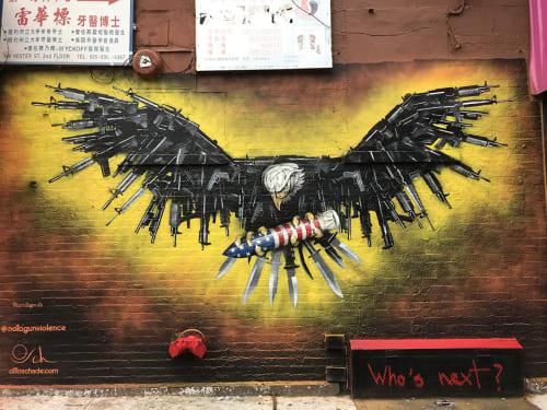 Otto Schade - Street Murals and Murals