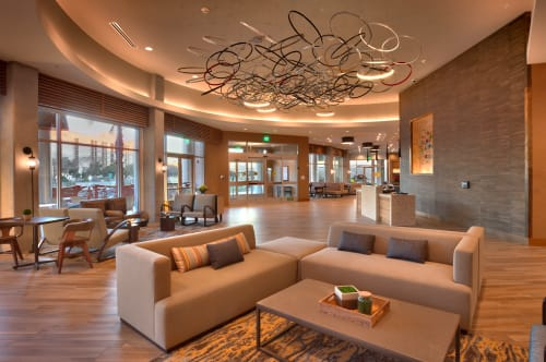 Hyatt Place Emeryville/San Francisco Bay Area, Hotels, Interior Design