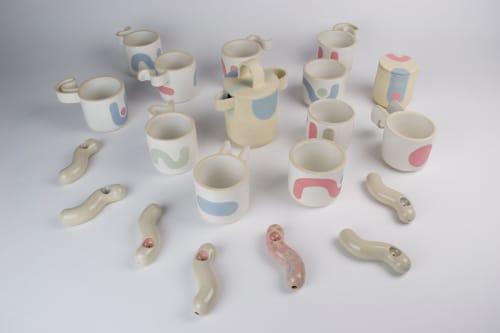 Ninon Choplin - Tableware