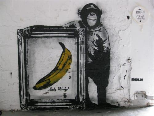 Blek le Rat - Paintings and Art