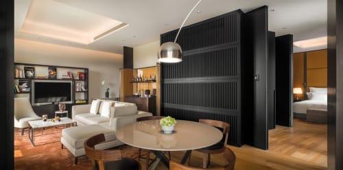 The Bulgari Hotel Beijing, Hotels, Interior Design