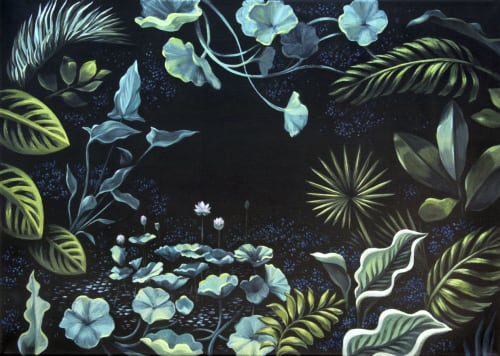 Lucila Dominguez (Lucilismo) - Murals and Art