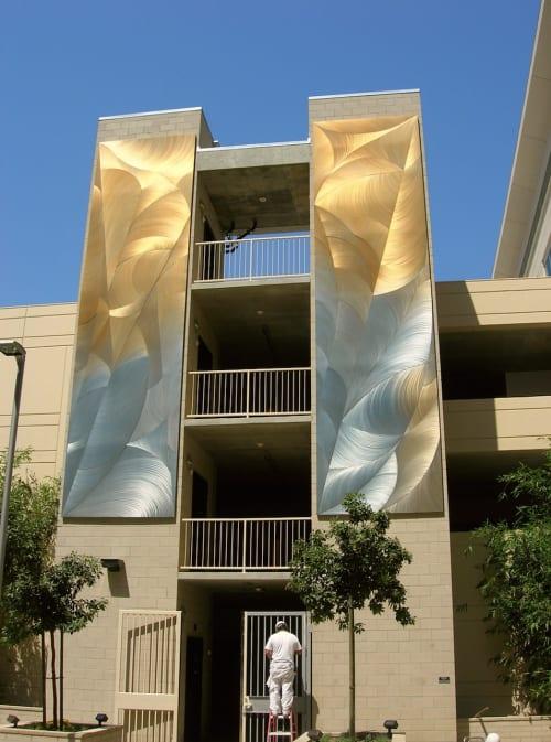 Art & Wall Decor by Laddie John Dill seen at Crown City Center in Pasadena, CA, Pasadena - Double Light Trap