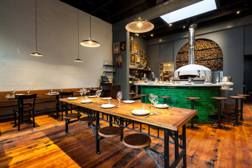 Del Popolo, Restaurants, Interior Design
