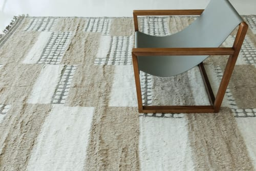 Rugs by Mehraban at Mehraban Rugs, West Hollywood - Shahmaran, Kust Collection by Mehraban