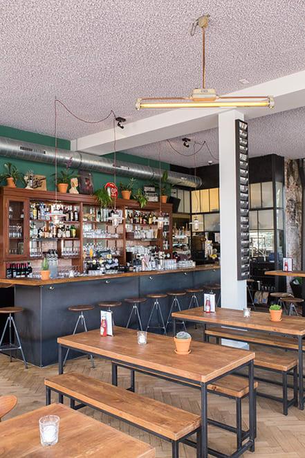 Pendants by Blom & Blom at Cafe Franklin, Den Haag - Gazelle