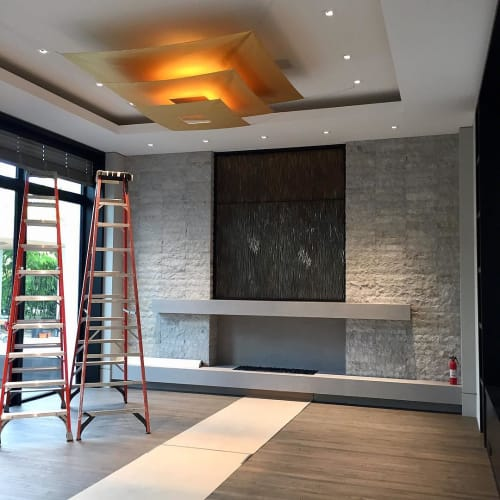 Art & Wall Decor by Robert Kuo seen at Private Residence, Palm Beach - Wall Art