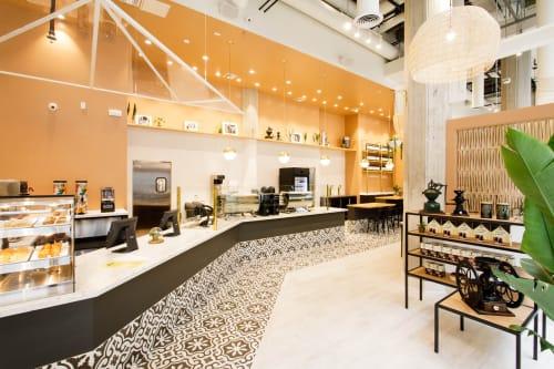 Don Francisco's Coffee Casa Cubana, Cafès, Interior Design