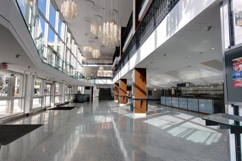Queen Elizabeth Theatre, Event Venues, Interior Design