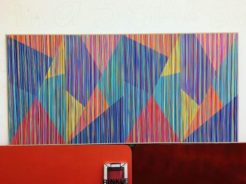 Paintings by Bradley Harms seen at Calgary, Calgary - Tumbler