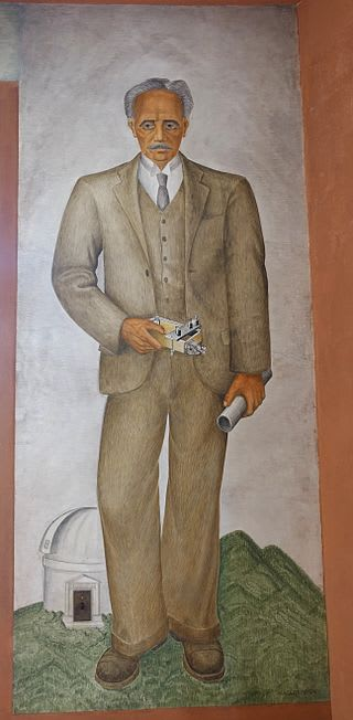 Murals by Mallette (Harold) Dean seen at Coit Tower, San Francisco - Scientist-Inventor