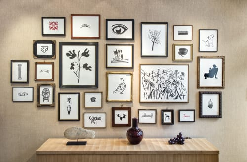 Hugo Guinness - Paintings and Art