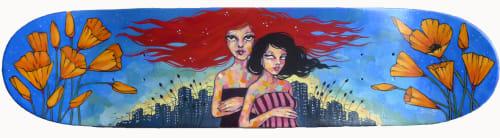 Ursula Xanthe Young - Murals and Street Murals