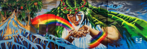 Estria - Murals and Art