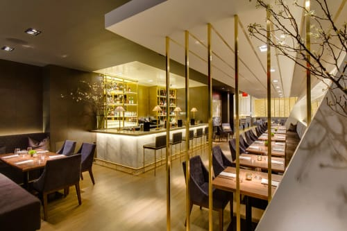 Indian Accent, Restaurants, Interior Design