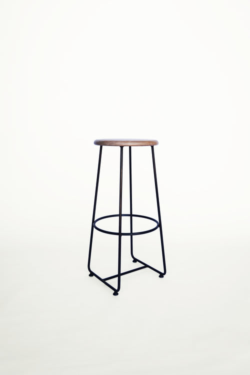 Chairs by Steven Bukowski seen at Café Altro Paradiso, New York - Altro Stool
