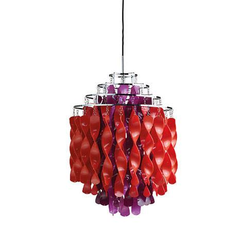 Lighting by Verner Panton seen at Agern, New York - Spiral Lamp SP Series