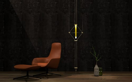 Davide Oppizzi (DCube) - Sconces and Chandeliers