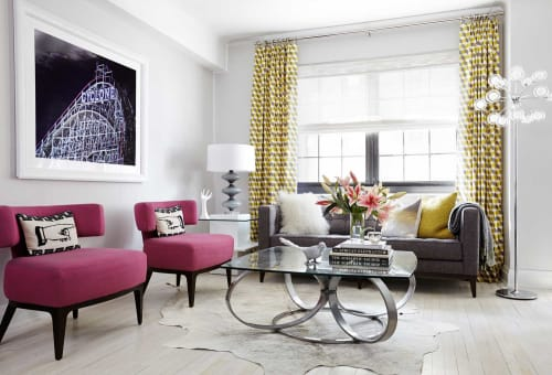 Interior Design by KL Interiors/Keith Lichtman seen at Private Residence, New York - Interior Design