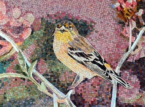 Diane Andrews Hall - Public Mosaics and Public Art